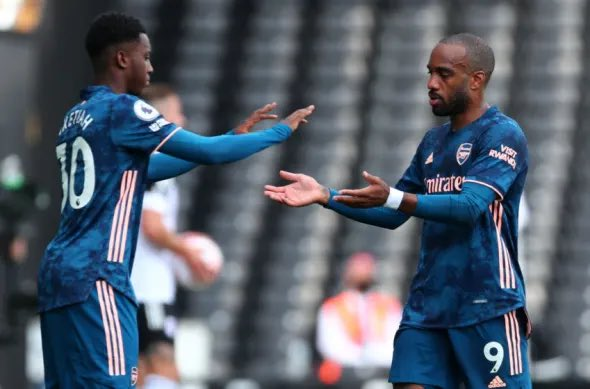 "Arsenal are likely to be open to letting the likes of Alexandre Lacazette and Eddie Nketiah leave with both players entering into the final year of their contracts,""  claims #AFC #Lacazette #Nketiah"