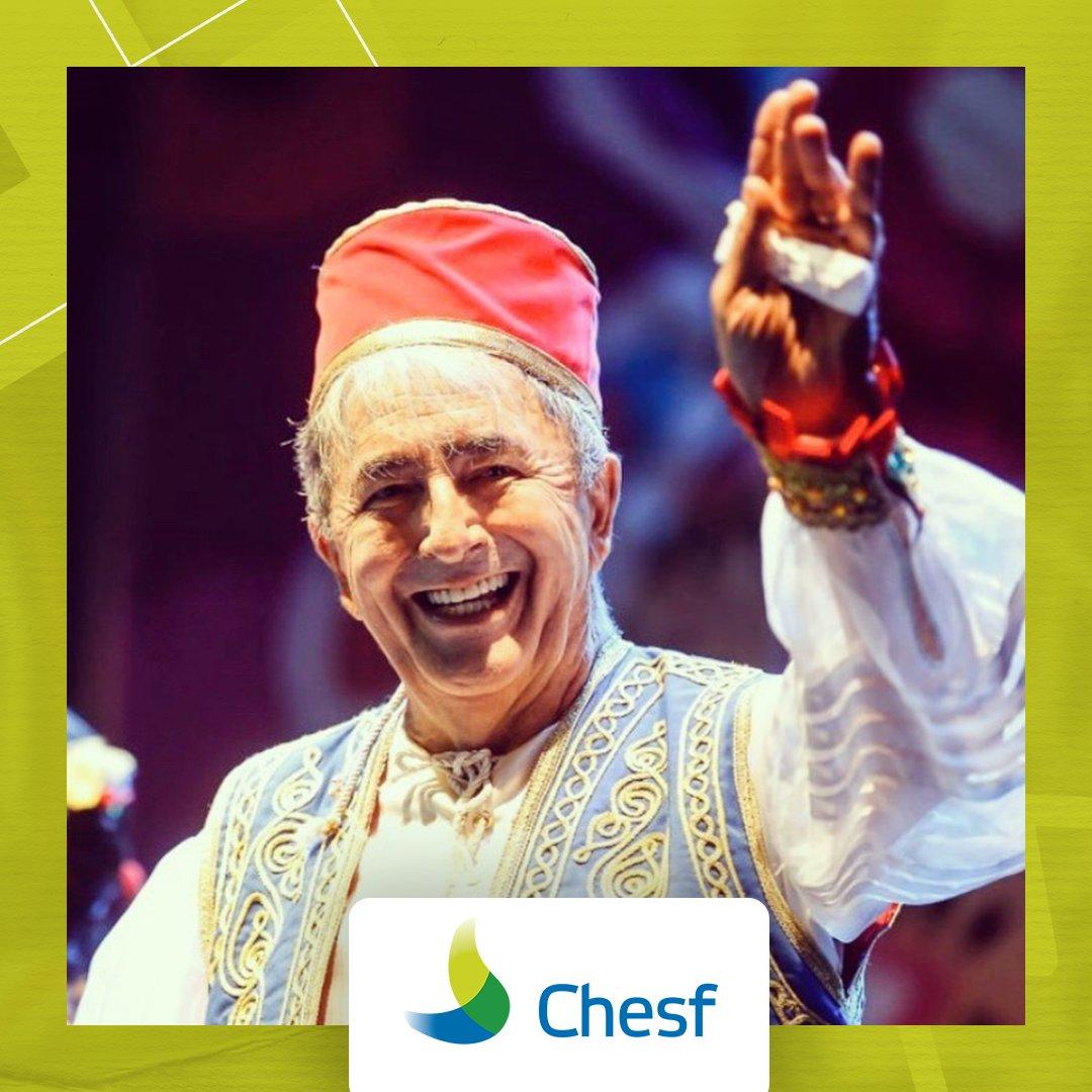 """Na terça-feira, dia 16, será realizada uma live de lançamento do CD """"O Samba Pernambucano de Getúlio Cavalcanti"""" @getuliocavalcantioficial, que contou com patrocínio Chesf. Saiba mais no https://t.co/zMlRrqsM87 https://t.co/VmyBV2zGRG"""