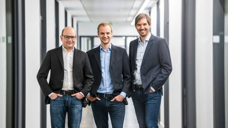 Why is every European startup run by the same 3 guys? https://t.co/eLvIjX12lT