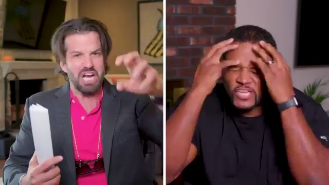 Samuel L. Jackson, Al Pacino, or Kurt Russell. Who ya got?? @johnnybananas & @spiceadams break down the best sports movie motivational speeches EVER in the first edition of the Sports on Prime Video Hall of Fame 🎥