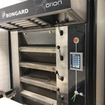 Image for the Tweet beginning: Bongard Orion oven. Direct from