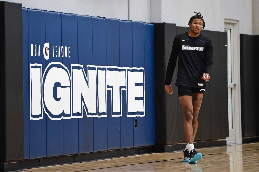 4) Here's where Jalen Green and the NBA G League Ignite come in. Jalen...1. Has a salary2. Can sign endorsements3. Gets mentored by NBA veterans4. Is eligible for the 2021 NBA DraftLet's dig into Adam Silver's strategy for the Ignite.