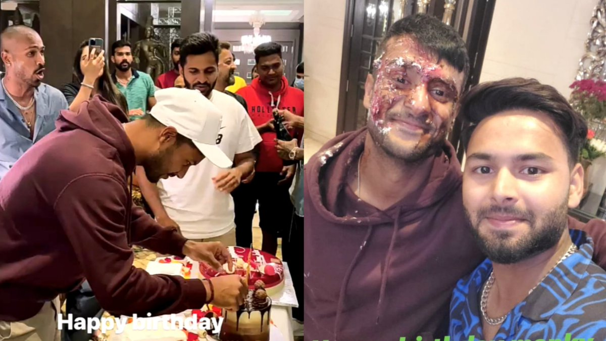 Watch : Team india Celebrate Mayank Agarwal Birthday After win Click Here👇👇👇👇👇👇👇👇👇👉  #Teamindia  #INDvsENG #INDvENG #MayankAgarwal #INDvsAUSTest