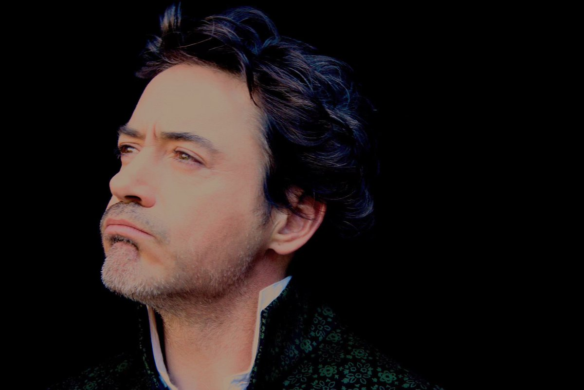 RT @RobertDowneyJr: Thinking...chronologically and alphabetically.. #tuesdayvibe https://t.co/O1hy1jrTTY