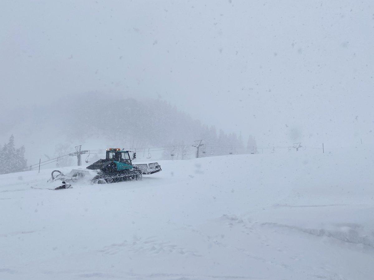 温泉 スキー 場 松之山