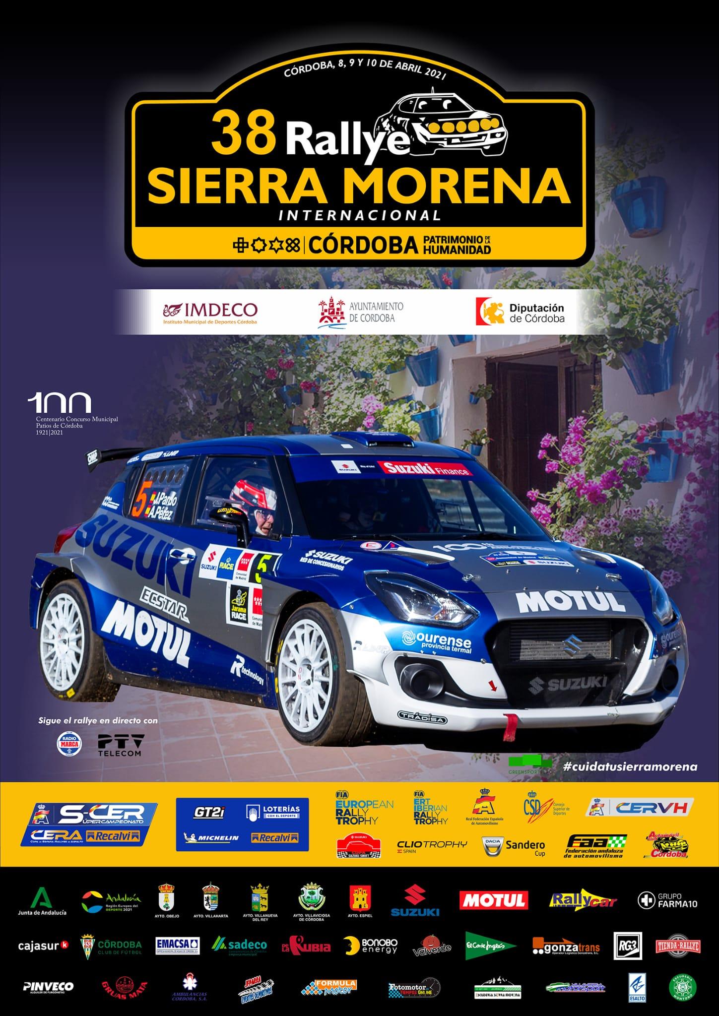 SCER + CERA + CERVH: 38º Rallye Sierra Morena - Internacional [8-10 Abril] EuYIuizXYAcN4ex?format=jpg&name=large