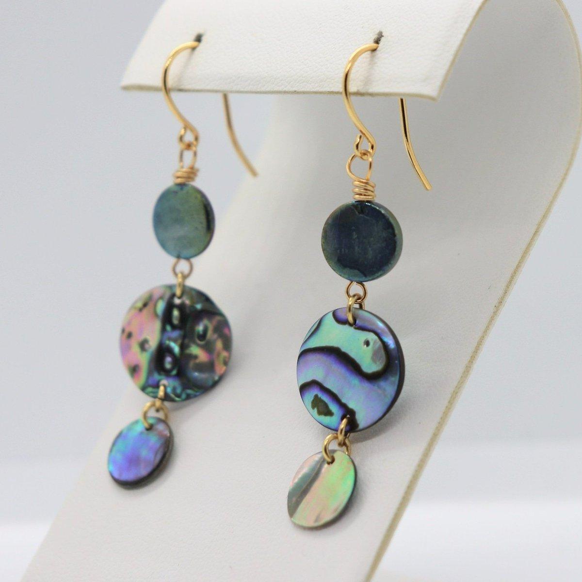 Boho Style Teardrop Earrings Beach Boho Style Hoop Earrings jasper stones and silver semi precious jasper beads,Boho Dangle Earrings