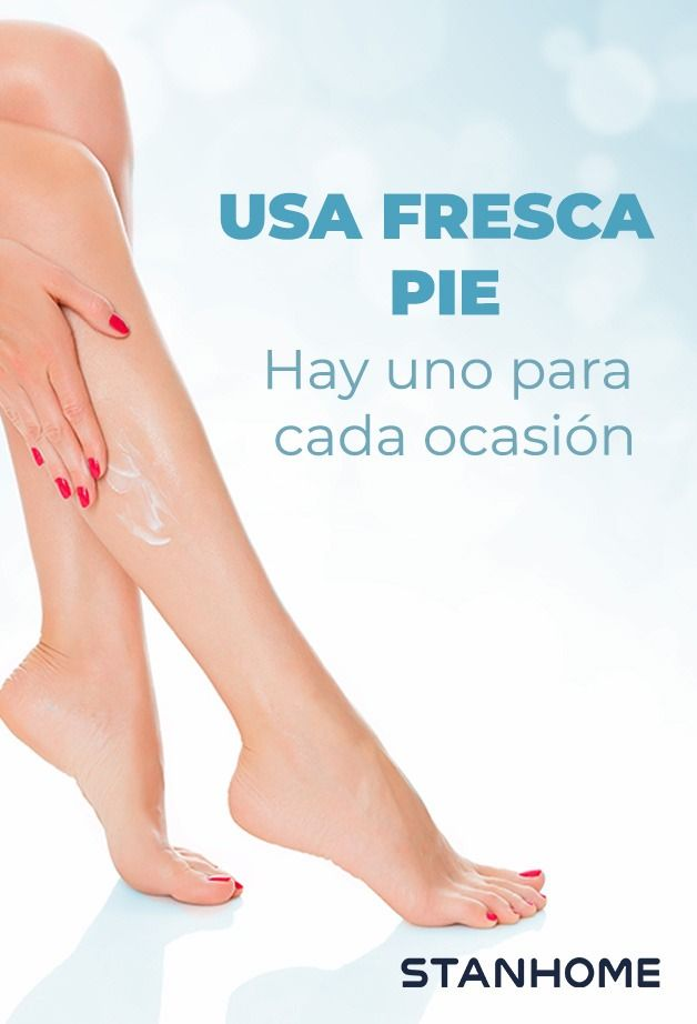 Fresca Pie para consentir pies y piernas🦶👍  ¡Encuentra el ideal para ti! 👇🆗  #StanhomeMexico #MerecesLoMejor #FamilyExpert #FeetCare https://t.co/y13qTYo2Nl