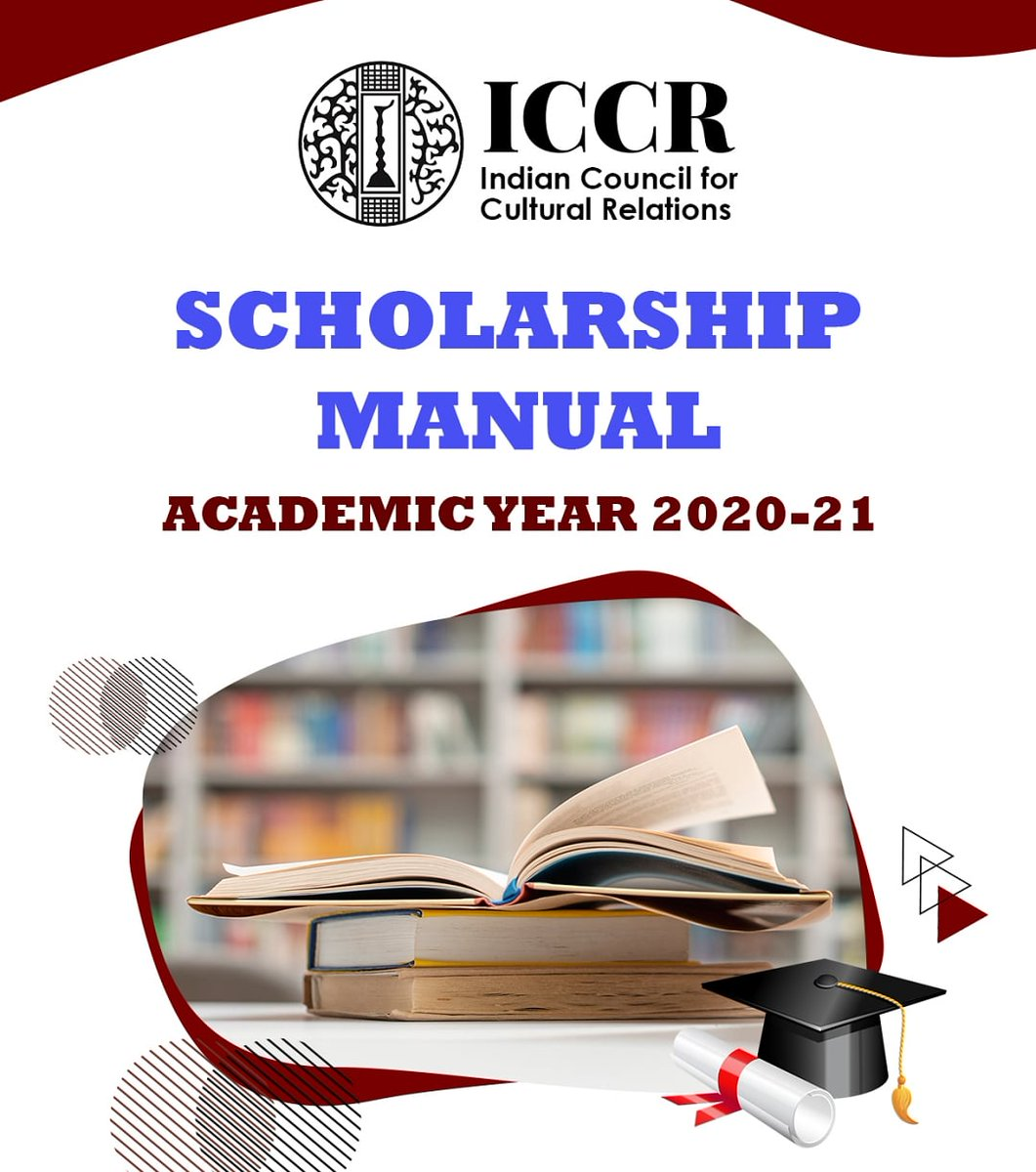 India has been a hub of education since ancient times. Its vibrant culture, diverse history and quality education attracts international students from different corners of the world. ICCR every year offers more than 3000 Scholarships in different streams.