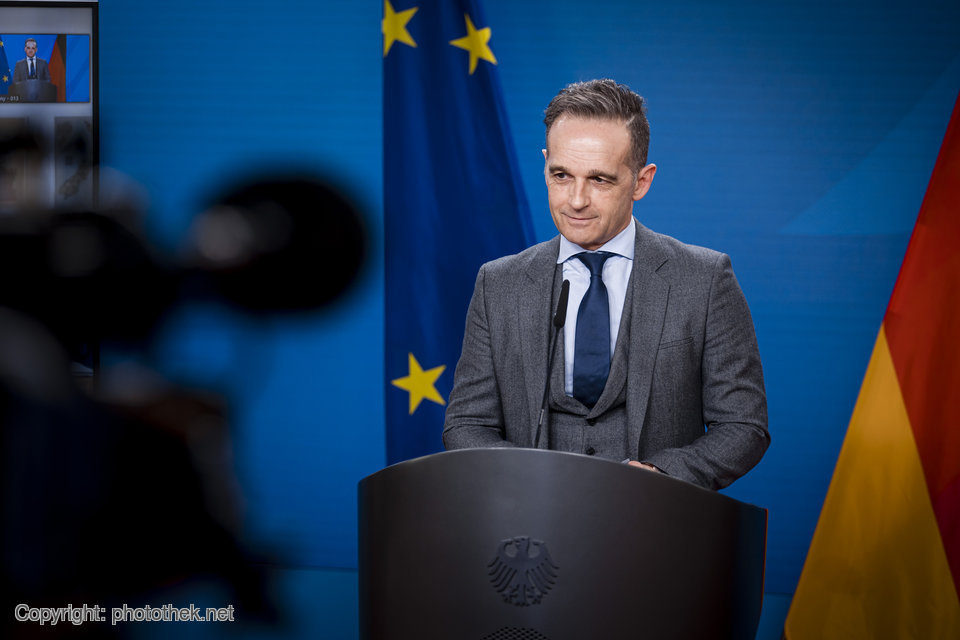FM @HeikoMaas: We wholeheartedly welcome the US announcement to take an active role in the UN Human Rights Council again. The Human Rights Council is not perfect, but it will be much stronger with the US than without it. #MultilateralismMatters