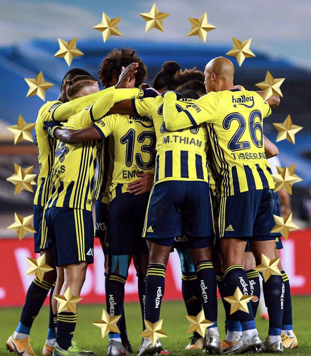 Taraftarlarımız daha Trabzonspor maçını oynamadan, Ümitsizliğe düşmek yakışmaz  bize. Göztepe yenilgisine umutlananlar Fenerbahçe nin altında ezilebilirler.  Öyle Heveslenmesinler... https://t.co/FmwUCkZImY