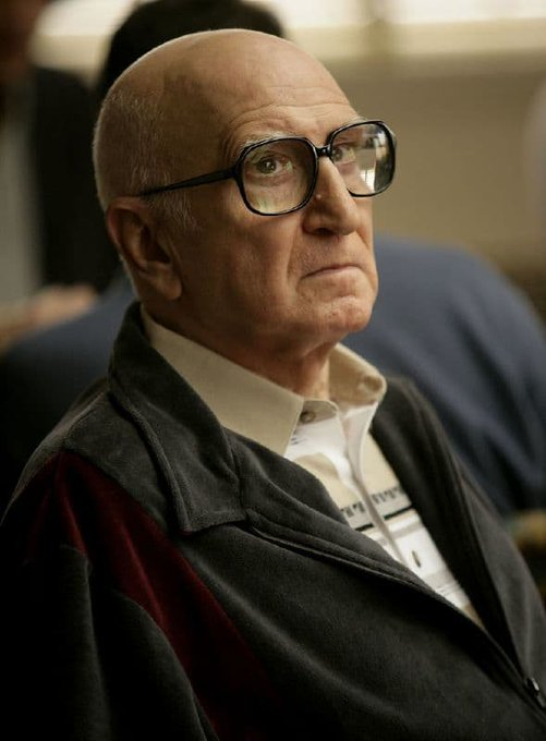 Happy 90th Birthday Uncle Jun (Dominic Chianese). Tanti auguri!