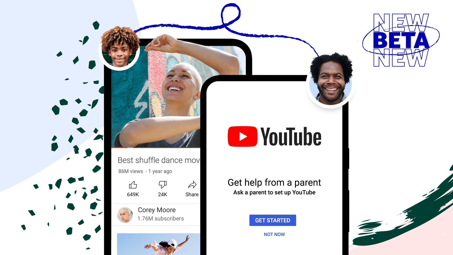 YouTube menjadi platform digital yang paling banyak digunakan nomor 2 di dunia tahun 2020 (Foto via Twitter @TeamYouTube)
