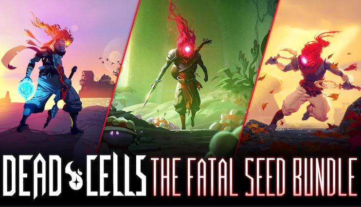 Dead Cells: The Fatal Seed Bundle (PS4) $20.99 via PSN. 2