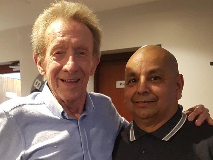 Happy Birthday to the The King that is Denis Law