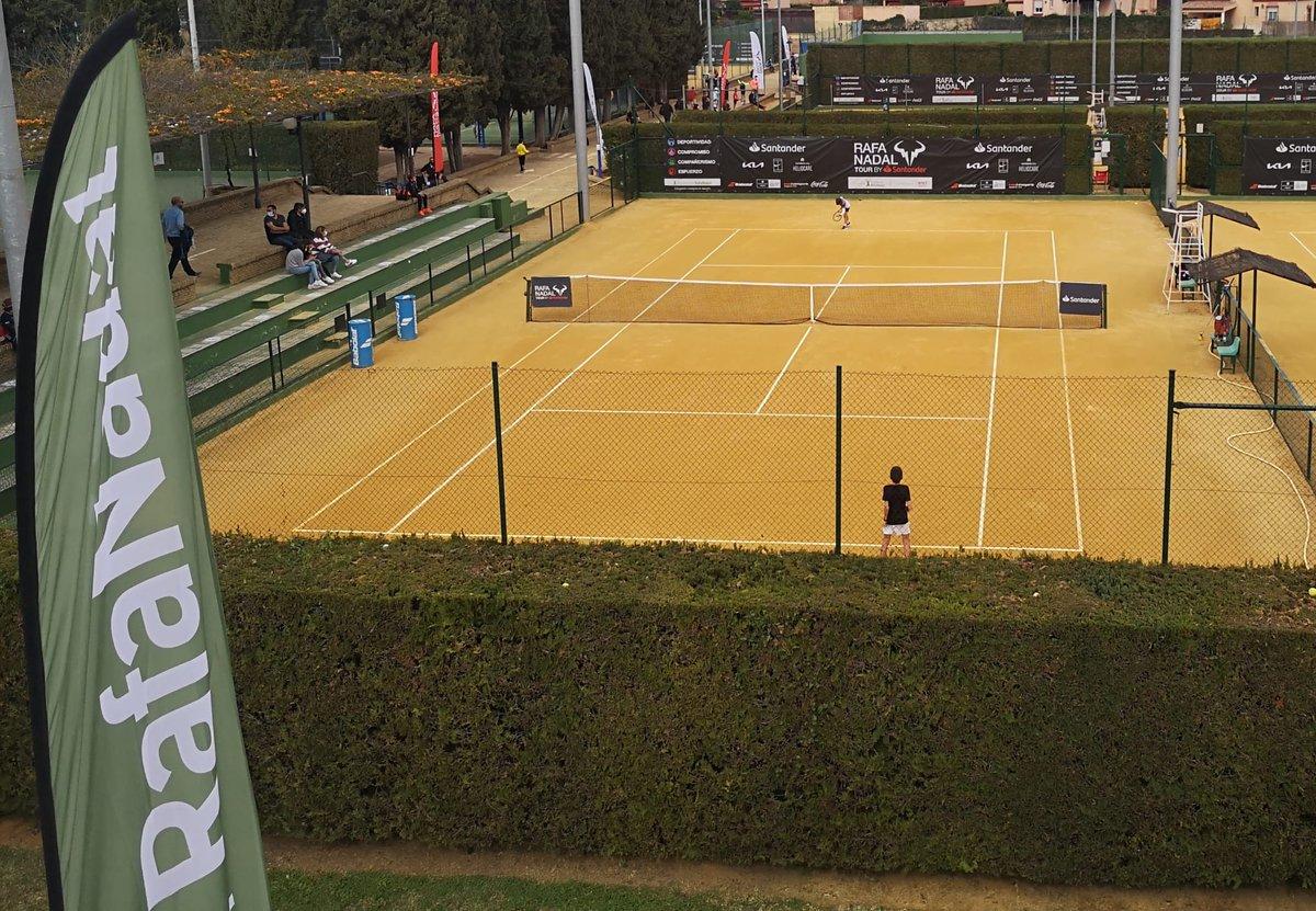 🎾 Finalizadas las fases previas, estos son los tenistas de Río Grande presentes en las fases finales del Rafa Nadal Tour by Santander. ¡Vamos! 💪  ➡️  ☑️   #RafaNadalTourbySantander #RNTSevilla #RNT21 #fundacionrafanadal #SomosRíoGrande #EspírituDeportivo