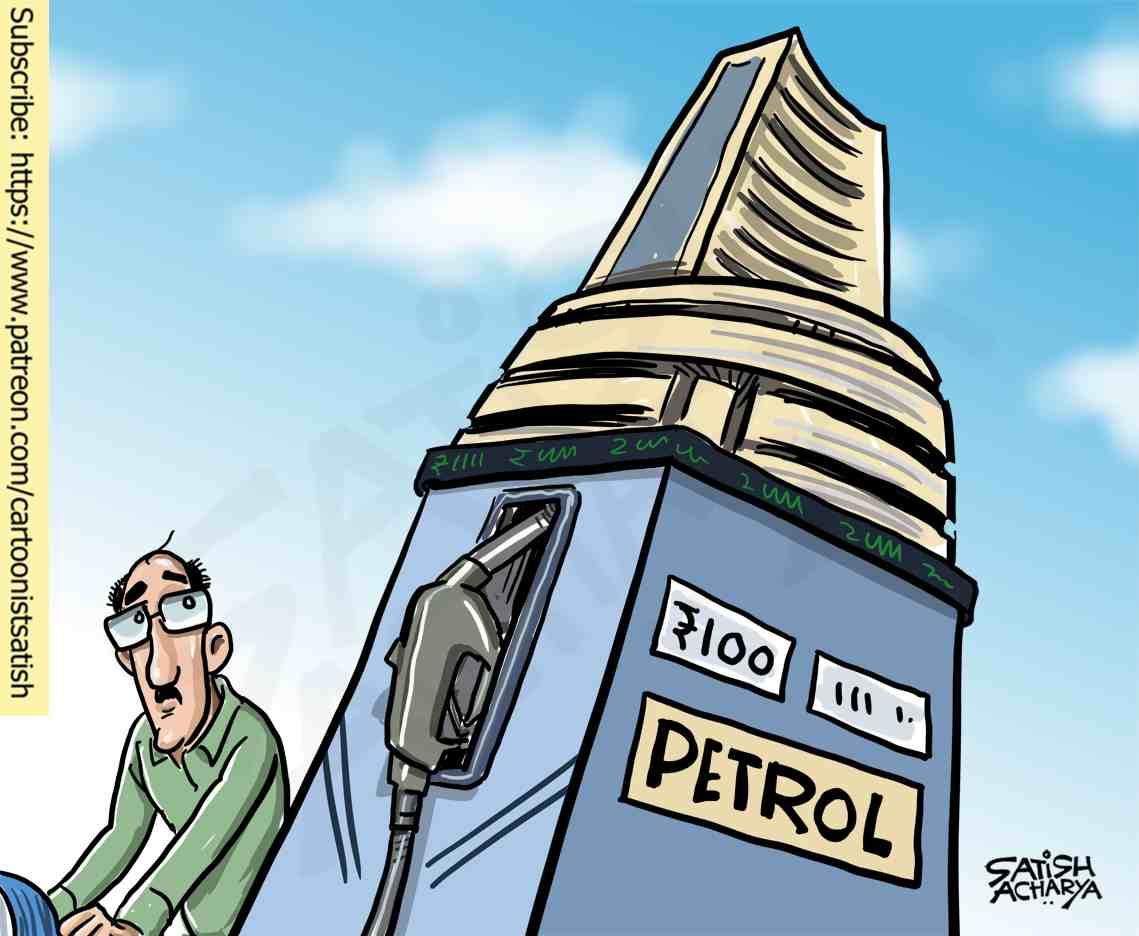 Bullish! #PetrolPrice