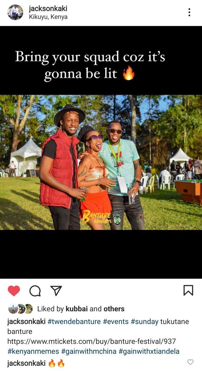 bring your squad for fun. #twendebanture #sundayvibes #Kenya @MtuPombe Kikuyu is lit