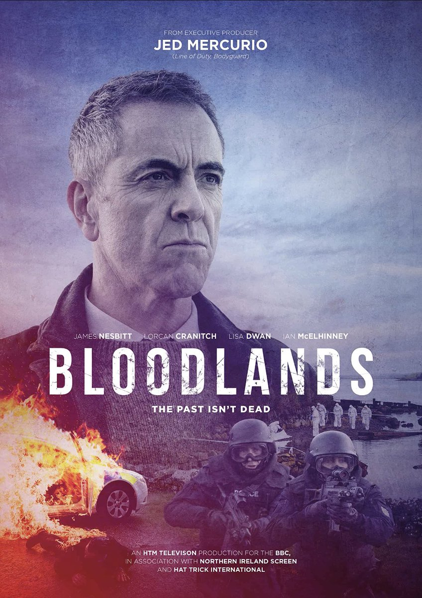 Just watched the first episode of the new drama on BBC1 #Bloodlands and it is very good! Defo recommend! (It's the same guy who gave us Line Of Duty and Bodyguard) https://t.co/dzMZfQJVOt