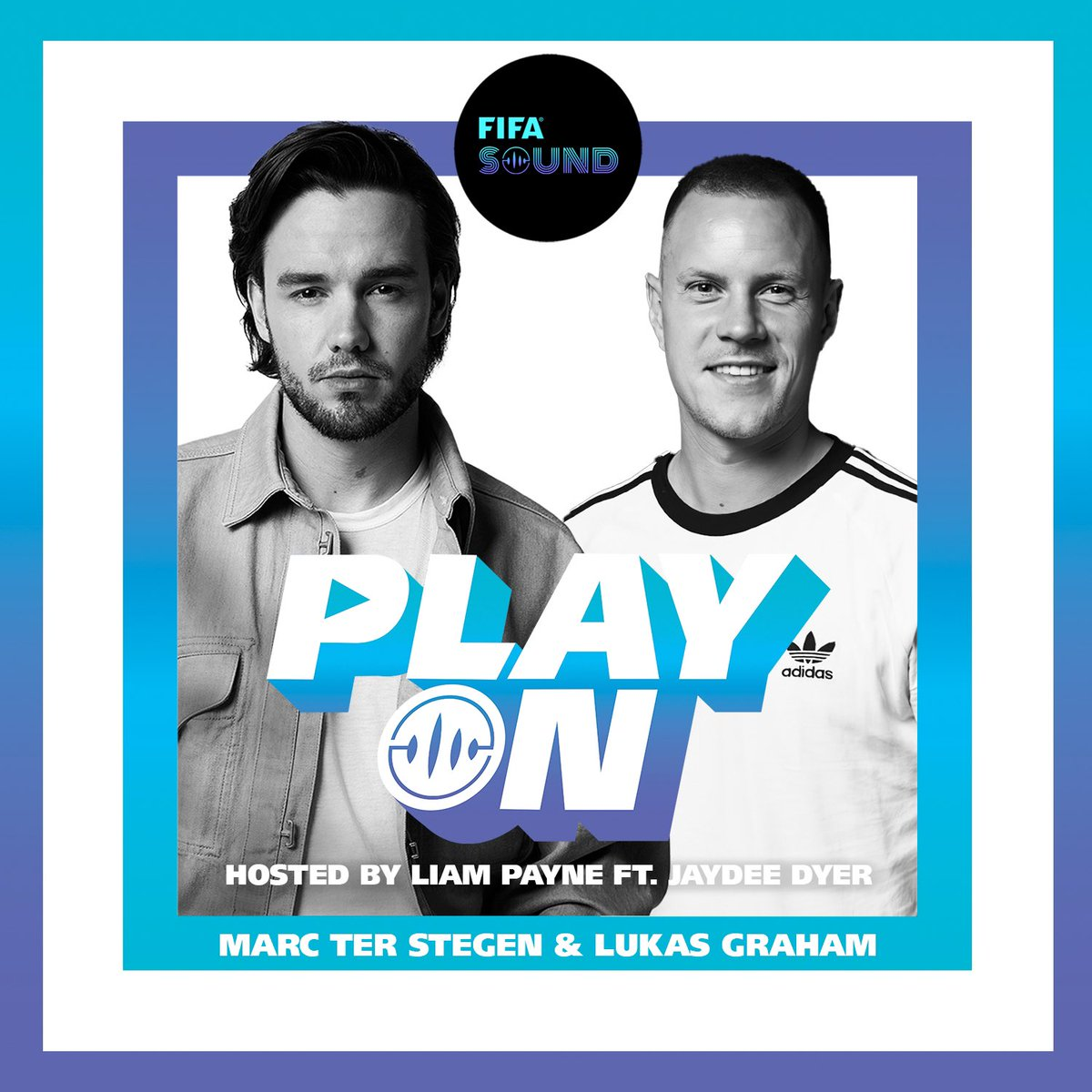 This week on Episode 6 of the FIFA PlayOn podcast I'm joined by @mterstegen1 & @LukasGraham. Tune in to hear us talk fatherhood, reminisce over 90s FIFA gameplay and more. Listen here 👉🏼 https://t.co/Dwq44exoOl #fifasound #playon https://t.co/H59WjMSKoa