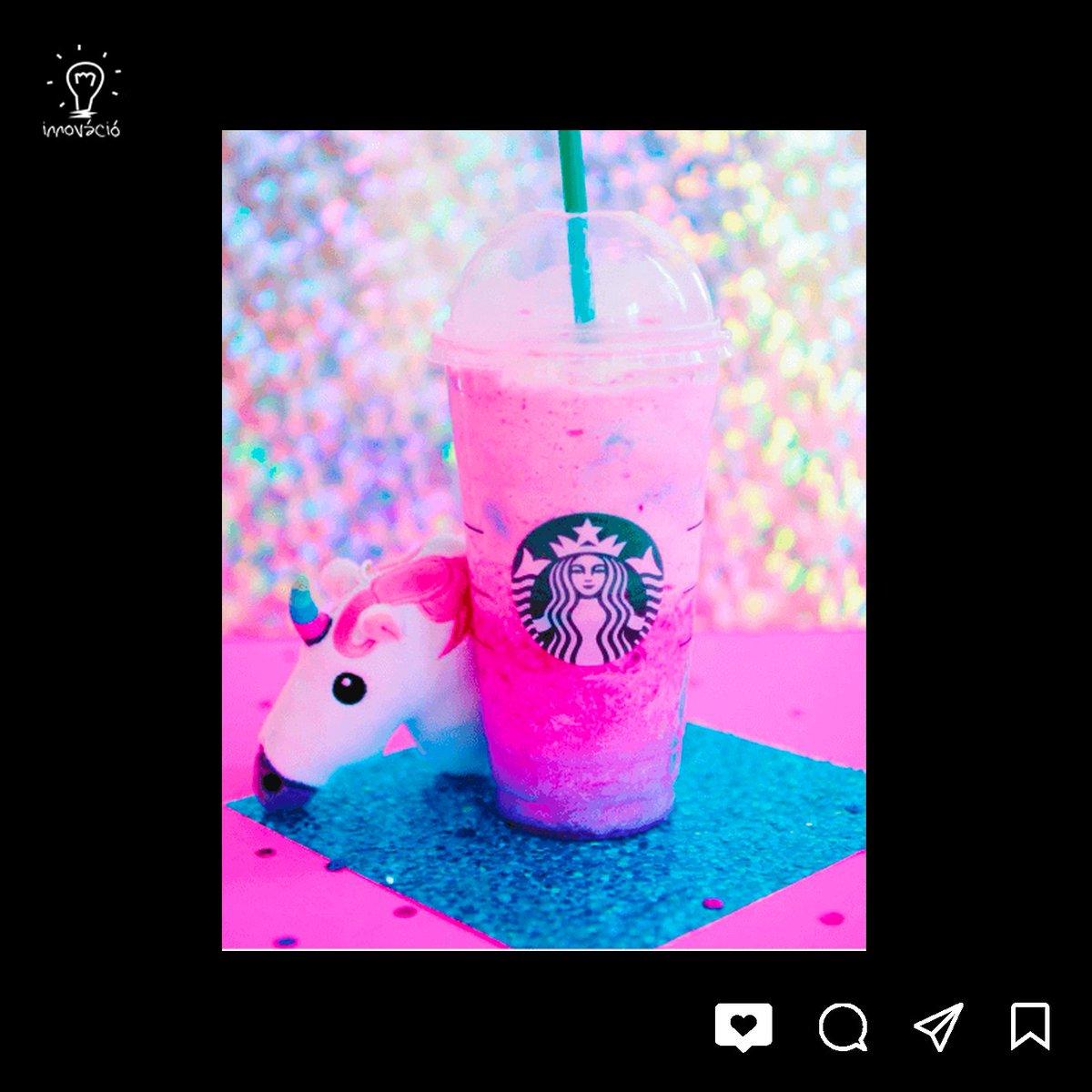@starbucks: The Unicorn Frappuccino. O café é a rotina diária de milhões de pessoas, é a base de memes, citações do Instagram e muitos dirão que não podem começar o dia sem ele. .#digitalmarketingexpert #marketinghelp #contentstrategy #contentisking #instagramstrategy