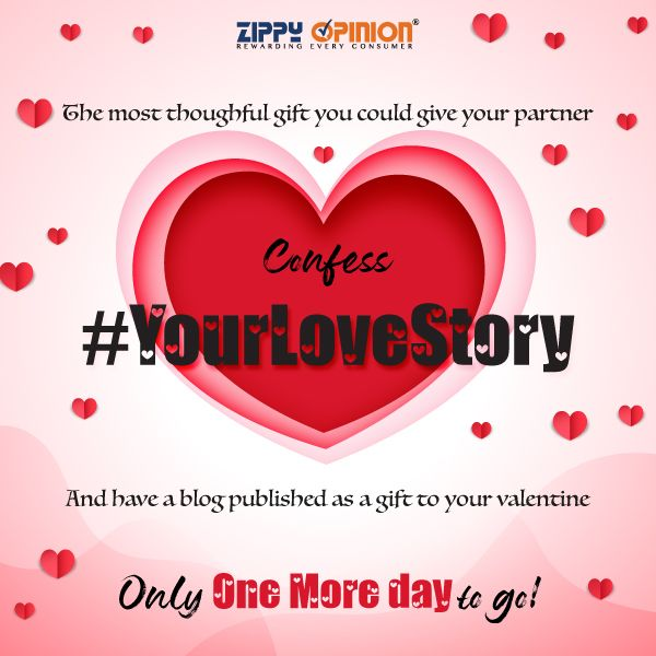 How would YOU describe Love, Zippians? Rules in the thread. #YOURLOVESTORY #ValentinesDay #VDay #Love #ZippyOpinion #Contest #Rewards