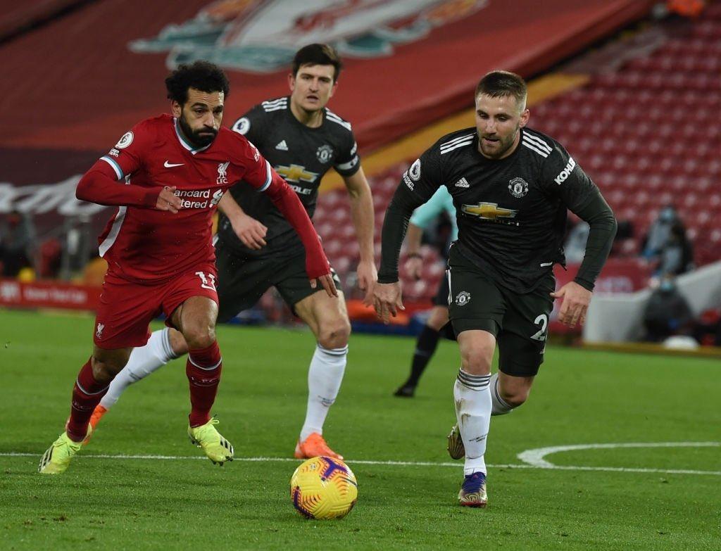 Liverpool O-O #ManUtd⚫️ (17.01.21) #LIVMUN #MUFC !