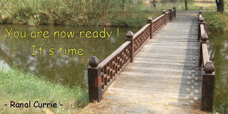Replying to @Ranal55: You are now ready! It's time...  #quote #Start #Now #WednesdayWisdom