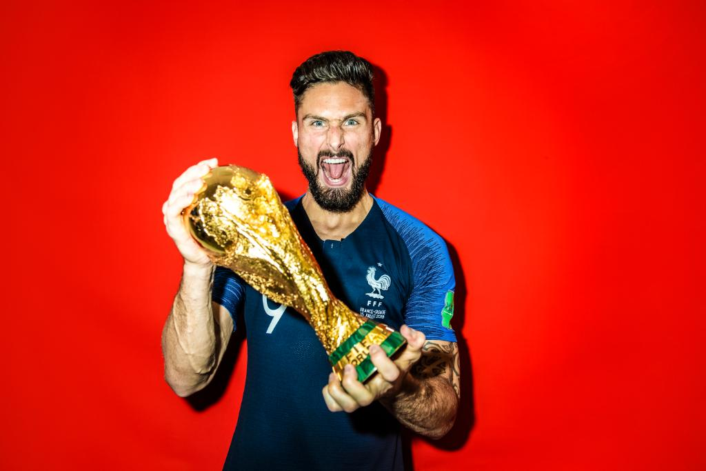 Name a more underappreciated player than Olivier Giroud.  We'll wait ...