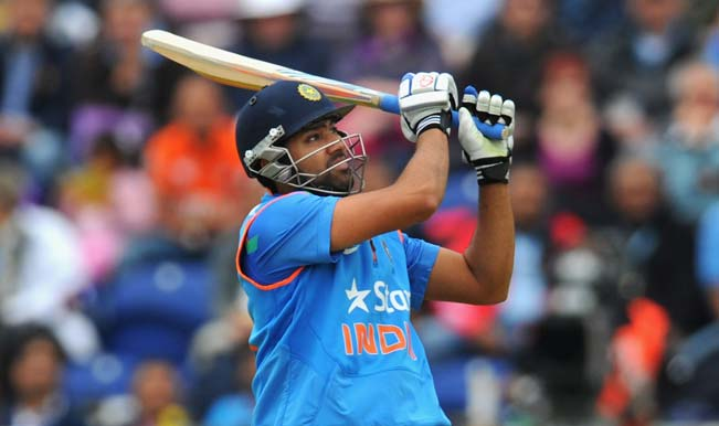 England in a spin as Rohit takes command Photo