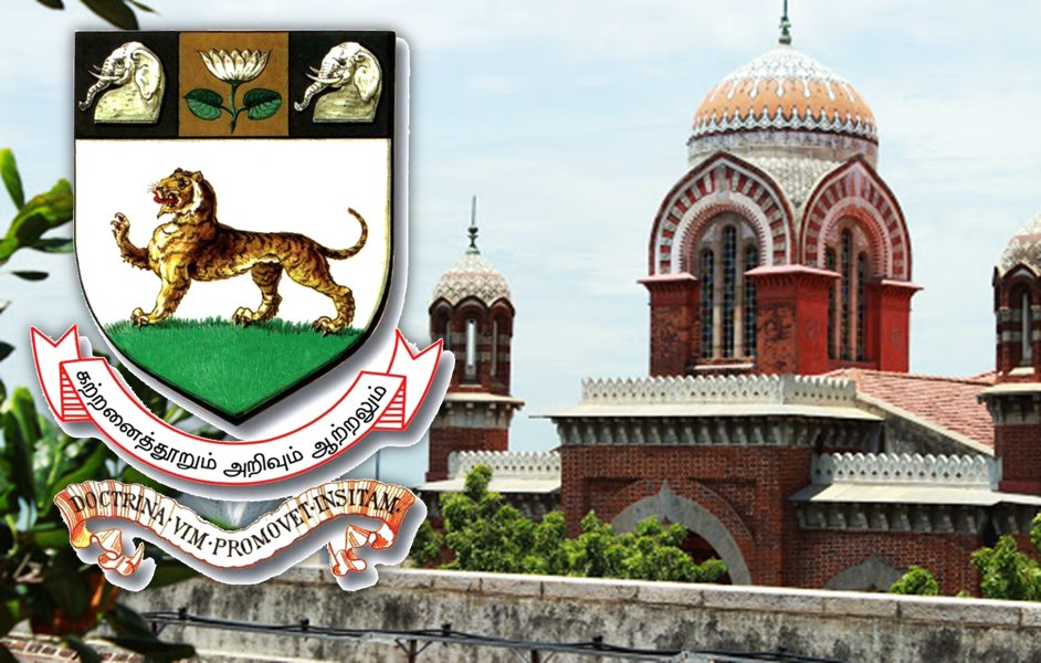 Postdoctoral Fellow at University of Madras: Apply by 08 April 2021