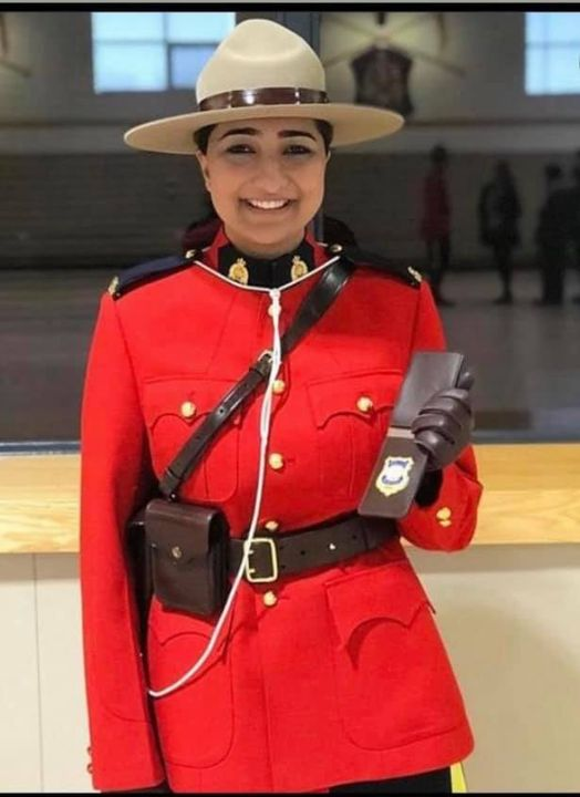 Condolences, thoughts and prayers are with the family, friends and colleagues of RCMP Cst Jasmine Thiara #64971. Say her name. She'll get no parade, no medal. She'll be barely mentioned in the public news because of how she died.  PTSD can be deadly.