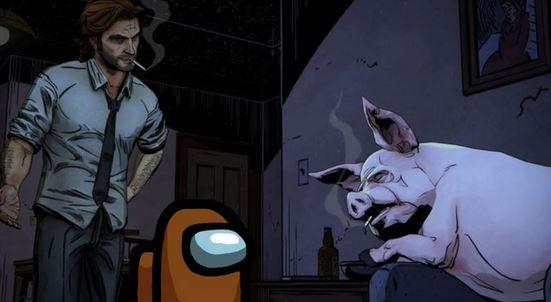 The Wolf Among Us (PS4) $7.49 via PSN. 2