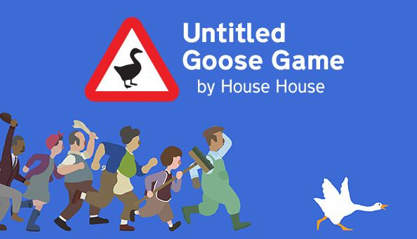 Untitled Goose Game (PS4) $13.99 via PSN. 2