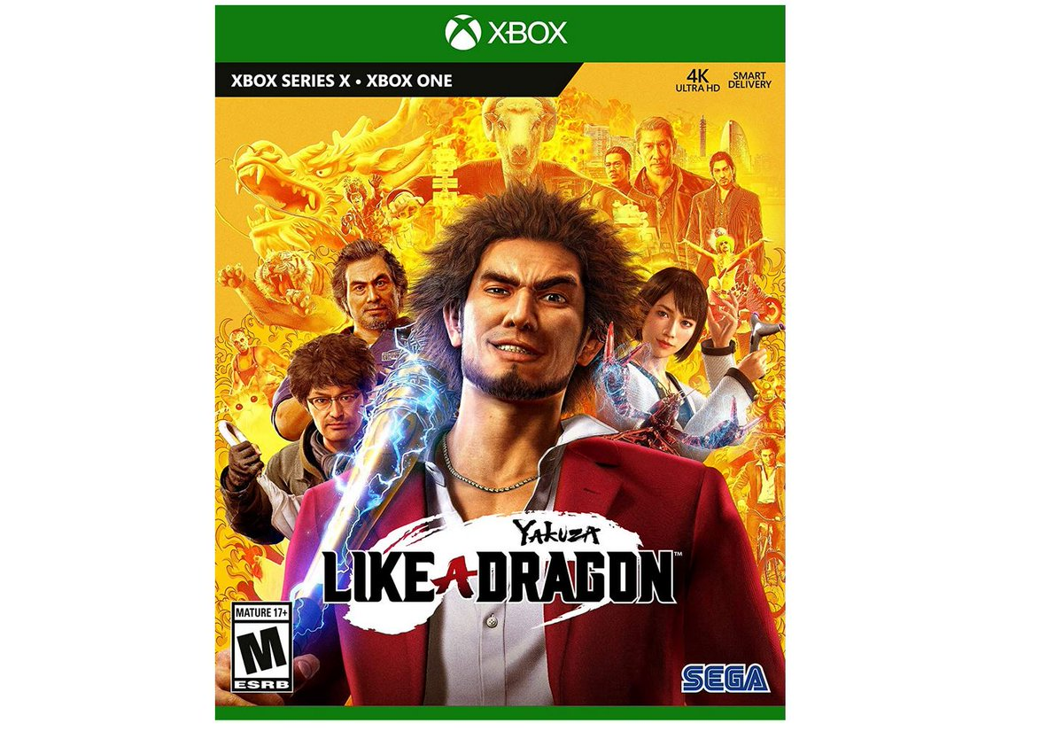 Yakuza: Like a Dragon - Day Ichi Edition $26.73 via Amazon (Prime Eligible). 2
