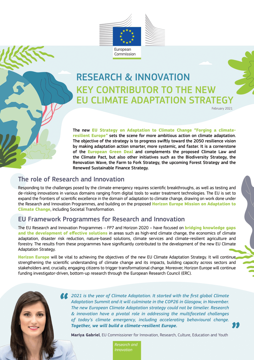 #Research & #Innovation & the multi-stakeholder approach are needed for achieving lasting change in all aspects of life We play our part on the #sustainable, safe & nutritious #food fronts. Let's connect! https://t.co/8pDS6cXt5w #EUGreenDeal #foodsafety #sustainability #nutrition