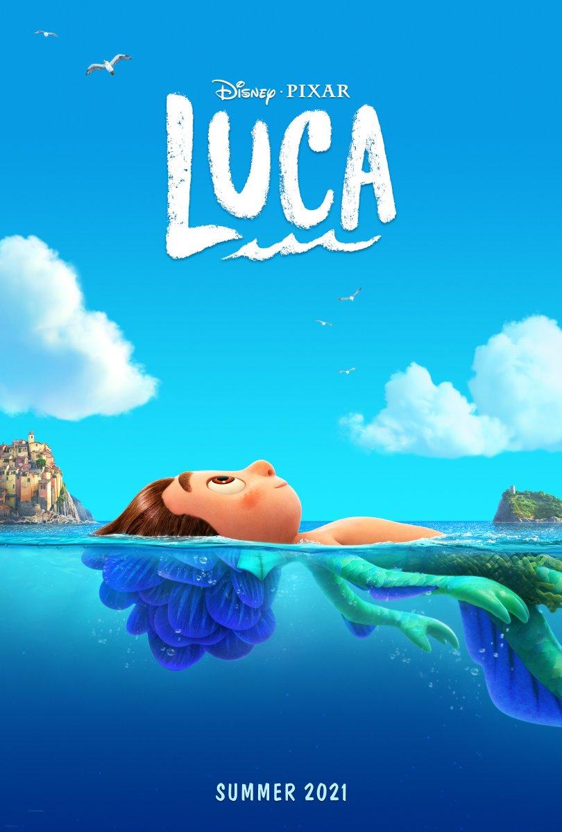 Disney and Pixar's newest adventure makes a splash this summer. Meet Luca tomorrow in the brand-new trailer. #PixarLuca