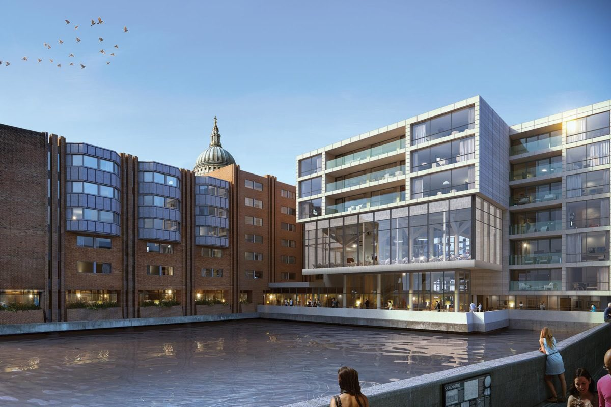 The new Westin London City will have 222 bedrooms, a pool and spa, as well as a junior ballroom and several smaller meeting rooms.  A fantastic location, we can't wait to visit when it opens later this year! Events@venuesearch.co.uk #westinlondoncity #venuesearchuk