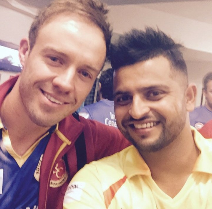 @ImRaina @ABdeVilliers17 Happy birthday #Abdevilliers ⭐