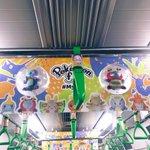 山手線にポケモンの広告が登場!?中吊りにはぬいぐるみも飾られている模様!