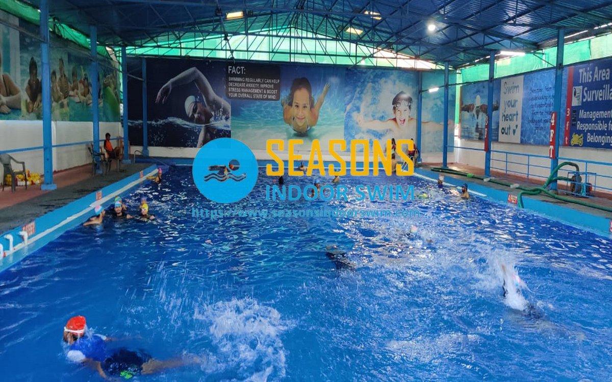 Season Indoor Swimming Pool Seasonskondapur Twitter