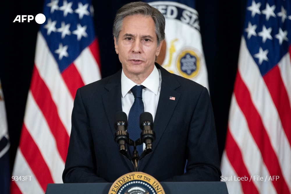 #BREAKING Sec. of State Blinken says US to fulfill obligations by paying more than $200 million to WHO this month