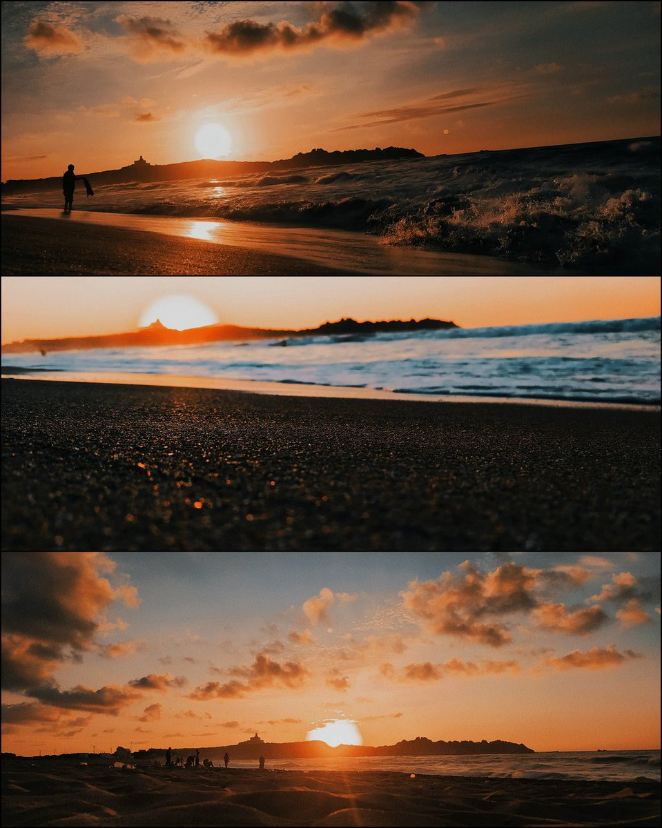 The beach is calling my name.   The smell of the salty water and the sound of gentle roar from the waves, what's not to love?  Credit to Jo OE (FB)  #miui #miuilife