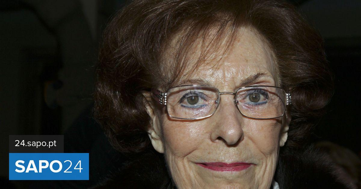 Funeral da atriz Carmen Dolores realiza-se na sexta-feira em Lisboa https://t.co/rxim7Uz2Vc https://t.co/70OtN5xYlg