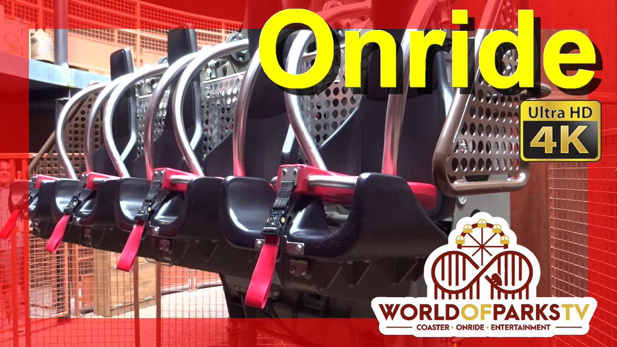 The Free Fall Tower #GoldenDriller in the French amusement park #FraispertuisCity is our onride video of the day today.  #FreeFallTower #DropTower #Intamin #StandUpDropTower #Freifallturm #FraispertuisCityOnride #FraispertuisCityGoldenDriller