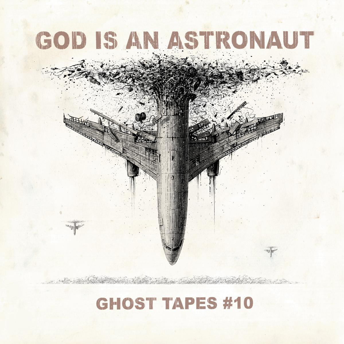 Image result for god is an astronaut ghost tapes cover