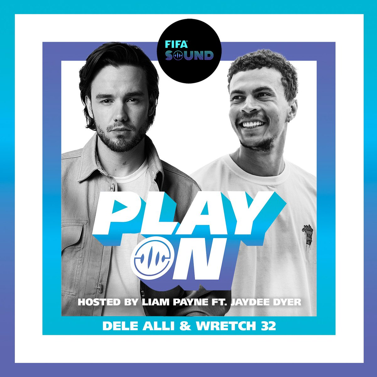 Episode 5 of the FIFA PlayOn podcast is out now! https://t.co/o2TybeXrSn Joining me this week are @dele_official & @Wretch32. Hear us talk initiation tracks and personal growth alongside some outstanding track choices from Dele himself #fifasound #playon https://t.co/YlyGA93Xn0