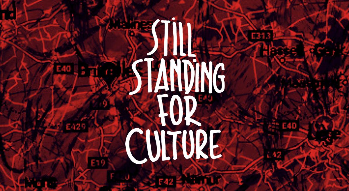 [ STILL STANDING FOR CULTURE ] 🔴 Ce samedi 20 février, on rallume la culture dans tout le pays, et notamment à Namur ! 📌 Voici nos deux actions⤵️ https://t.co/QdtGl4987K 📌 Et toutes les autres⤵️ https://t.co/OIJqOQ27eJ • • • #StillStandingForCulture #RedAlertBelgium #Namur https://t.co/gFvGePxyY6