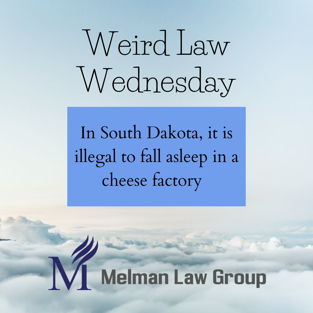 Safety first, apparently! 🧐 #weirdlaws #personalinjury #smallbusiness