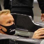 'Tis the season to be seated!   #HaasF1